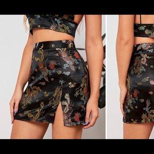 SHEIN skirt- size M